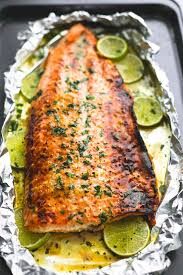 Salmon for fat loss