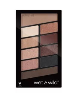 1 Wet n Wild Color Icon Eyeshadow 10 Pan Palette - Nude Awakening