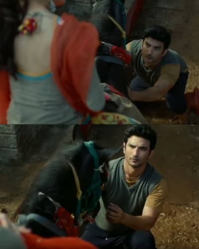 1 They Made A Boo-Boo  Mistakes You Missed In These Popular Bollywood Movies - kedarnath 2
