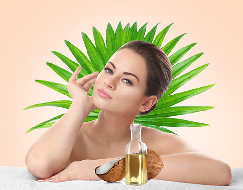coconut oil for acne treatment in hindi