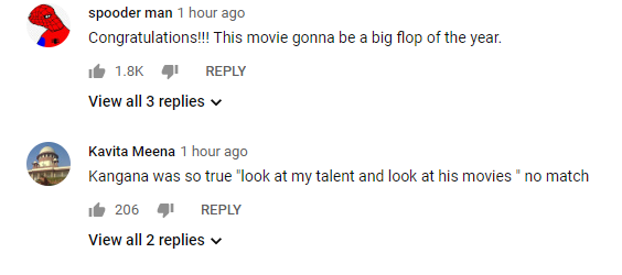 comments 3 soty