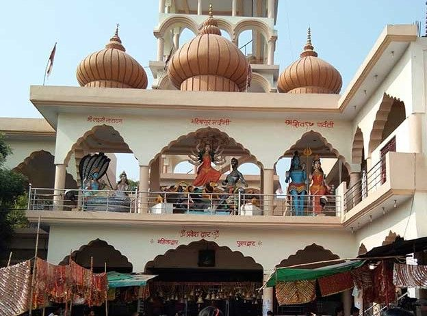 Famous Temple in Kanpur-Bara Devi Temple