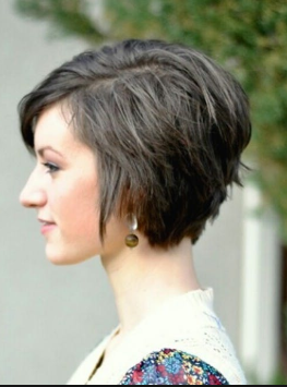 Grown Out Pixie Cut POPxo