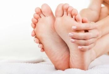 smoother and softer feet