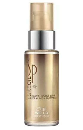 Wella Professionals SP Luxe Oil Reconstructive Elixir For Keratin Protection