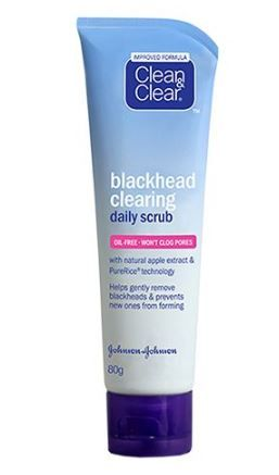 Clean   Clear Blackhead Scrub