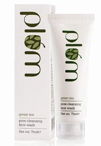 The Plum Green Tea Pore Cleansing Face Wash