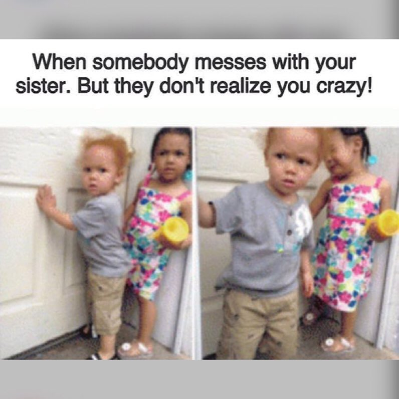 10 Memes To Share With Your Protective Elder Sister Who's More Like Your Second Mom