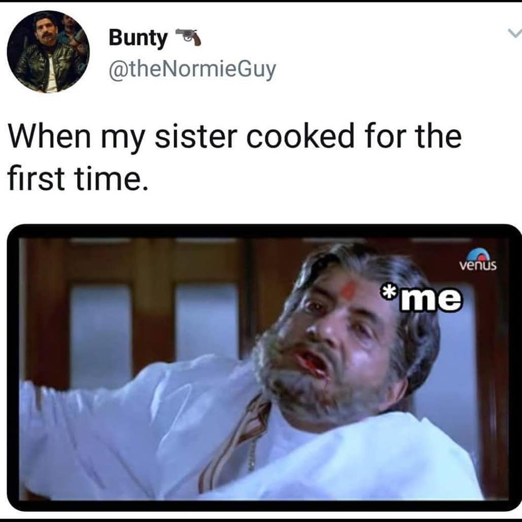 3 Memes To Share With Your Protective Elder Sister Who's More Like Your Second Mom