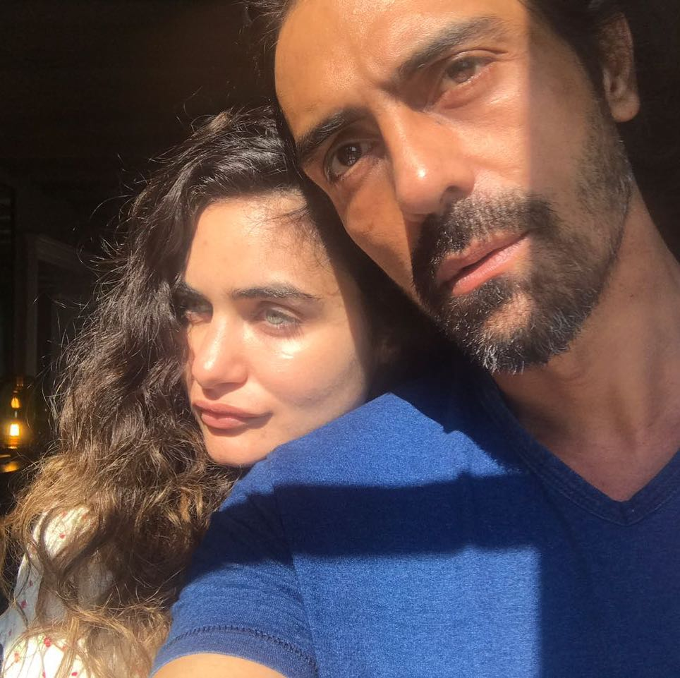 Arjun Rampal To Host A Baby Shower For Gabriella- Valentines