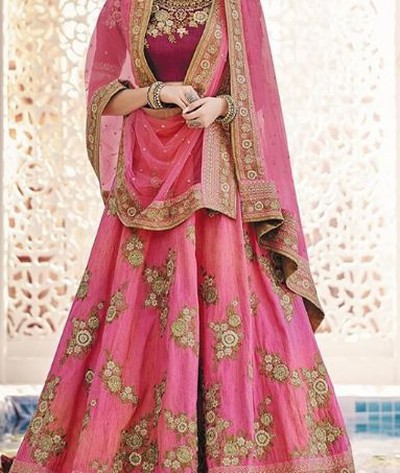 Bridal lehnga Reuse 1