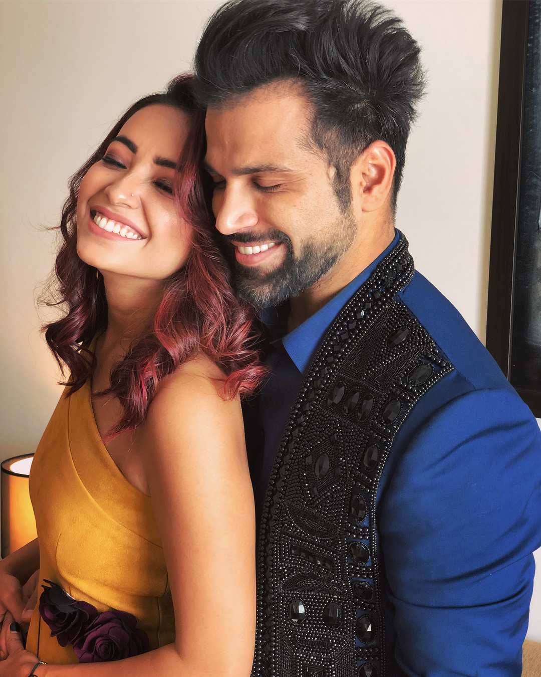 Asha Negi Reveals Her Marriage Plans With BF Rithvik Dhanjani- Happy Couple