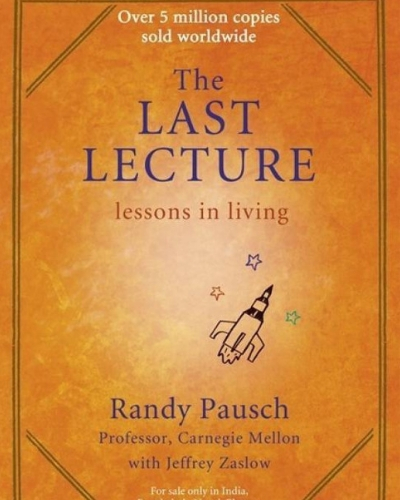 13- must read inspiring book-The Last Lecture