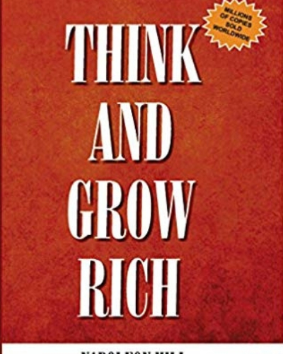 2- best inspirational book-Think And Grow Rich