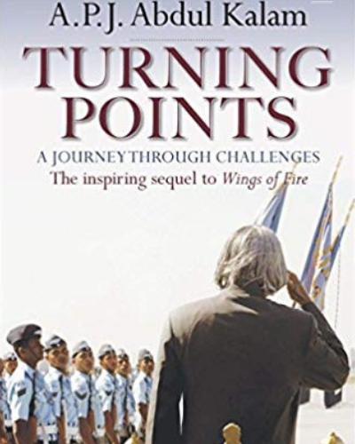 3- good inspiartional book-Turning Points  A Journey Through Challenges