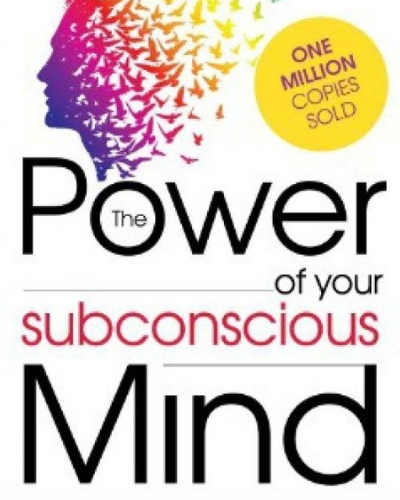 5-The Power Of Your Subconscious Mind- motivational book