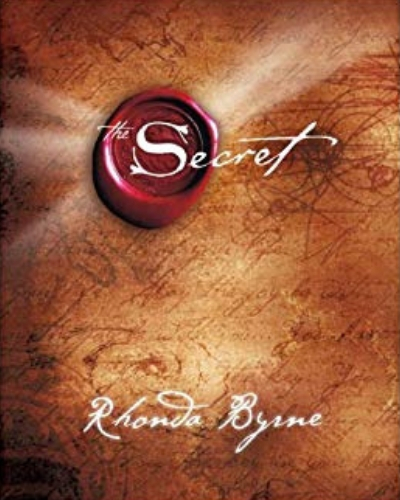 8-The Secret- best inspiring book