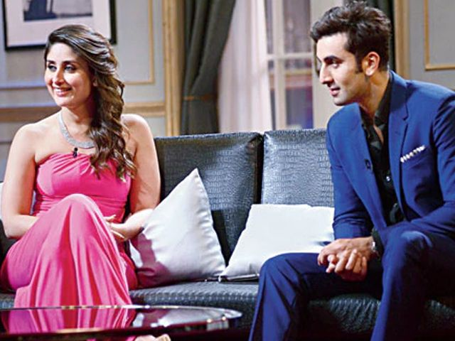 1 ranbir kapoor with kareena kapoor khan