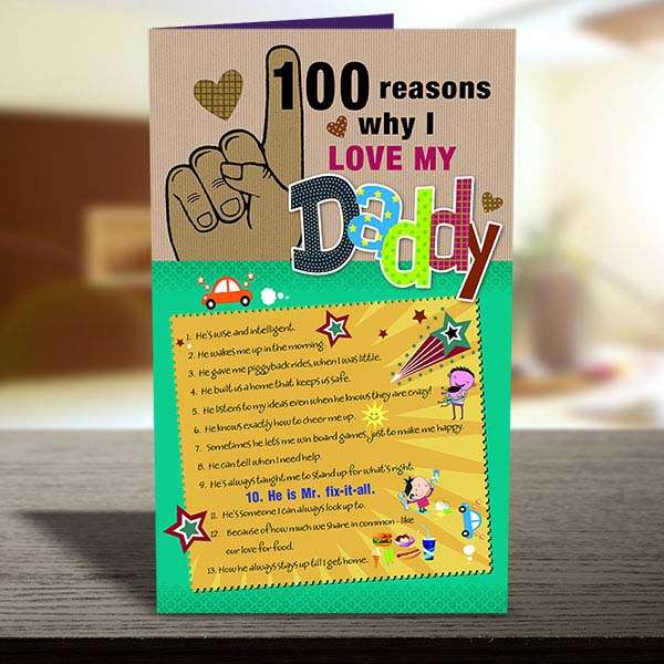 Buy Father's Day Card