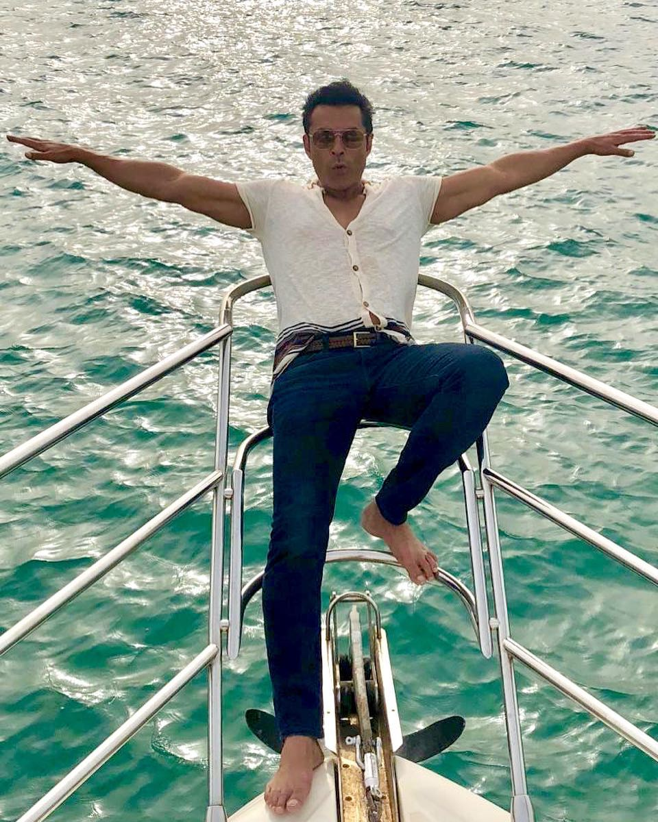 These Weirdest Habits Of Bollywood Celebs Will Make Yours Sound Normal - bobby deol