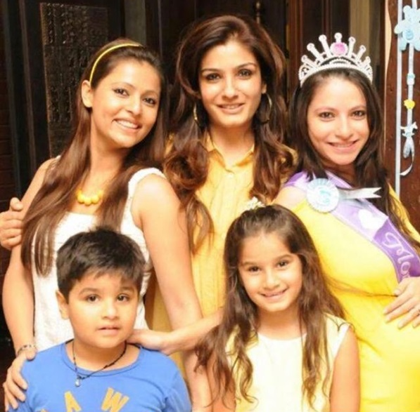 Raveena Tandon Daughter3