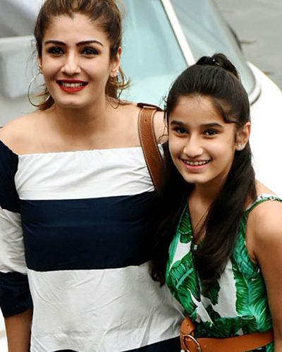 Raveena Tandon Daughter4 293697