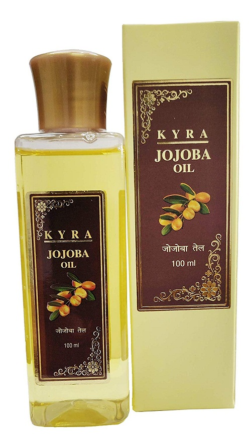 kyra-jojoba-oil-Best hair Oils In Telugu