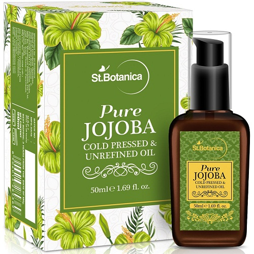stbotanica-jojoba-oi-Best hair Oils In Telugul
