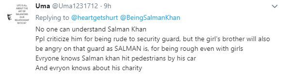 Salman Khan Slaps Security Guard 3