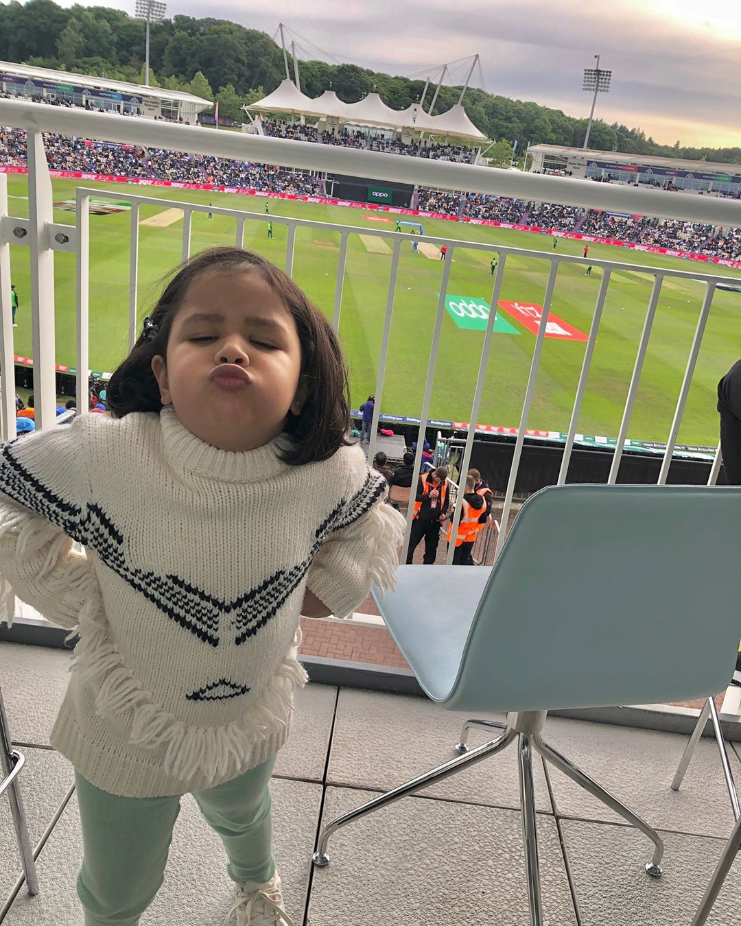 ziva dhoni world cup 01