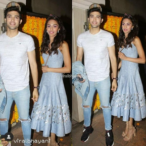parth samthaan and erica fernandes 01