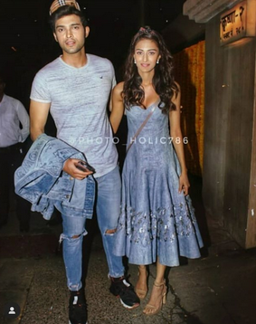 parth samthaan and erica fernandes 02