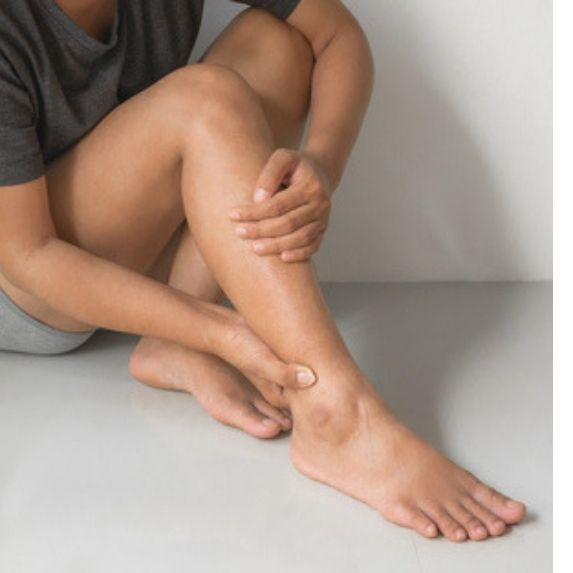 what is foot pain