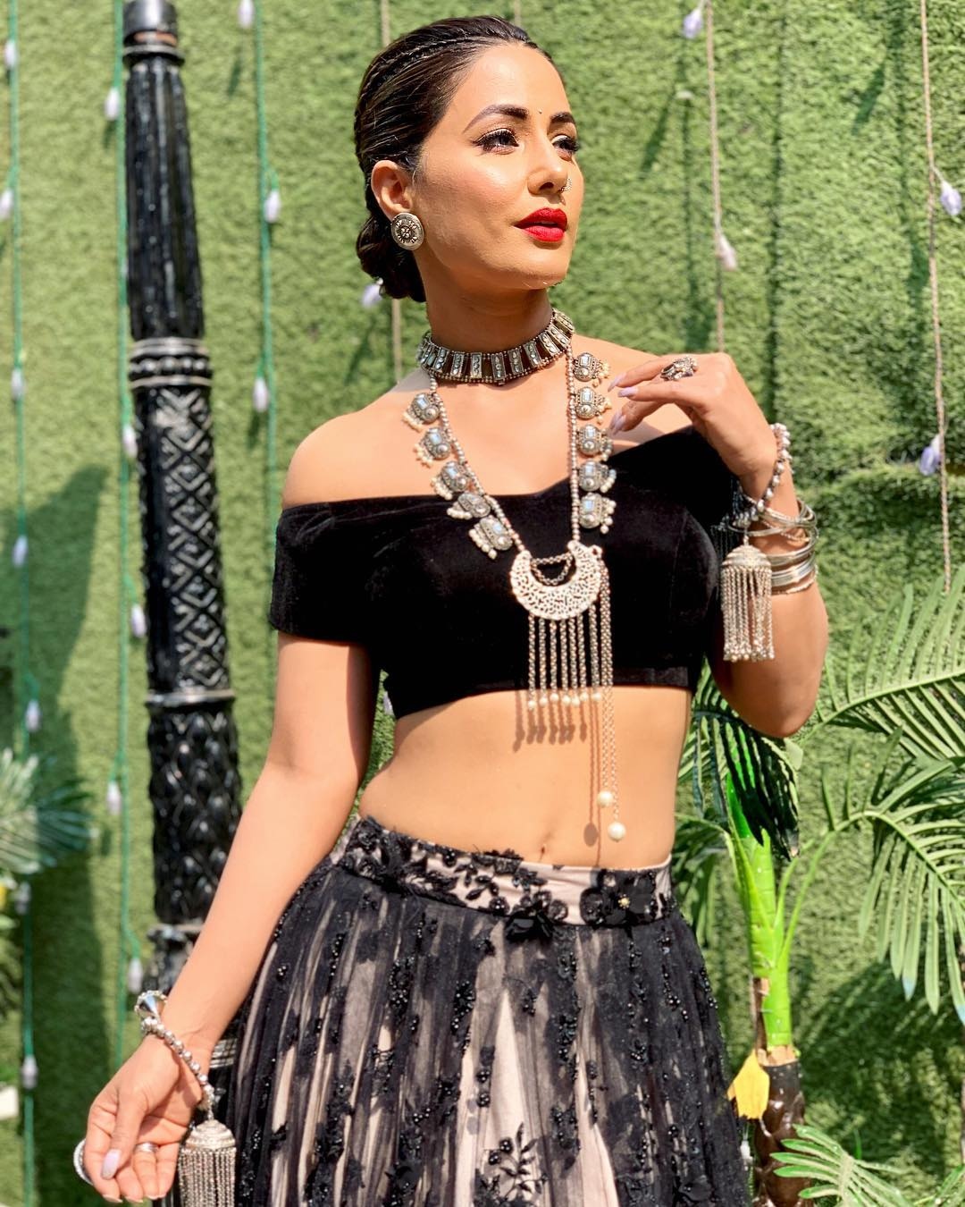 Hina Khan To Return On KZK2- Hina Black
