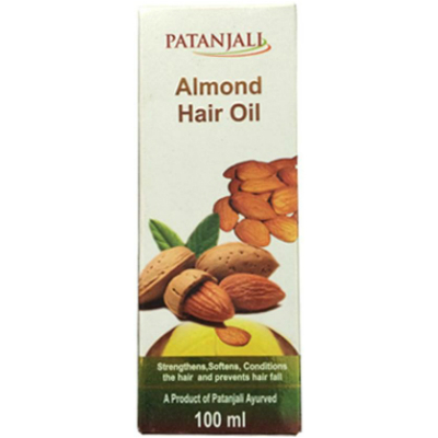 1 herbal beauty products - Patanjali Badam Hair Oil