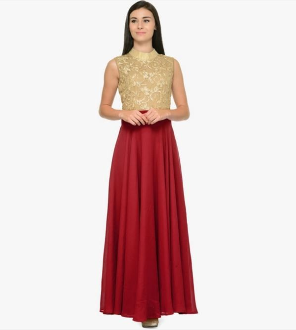 11 ethnic gowns