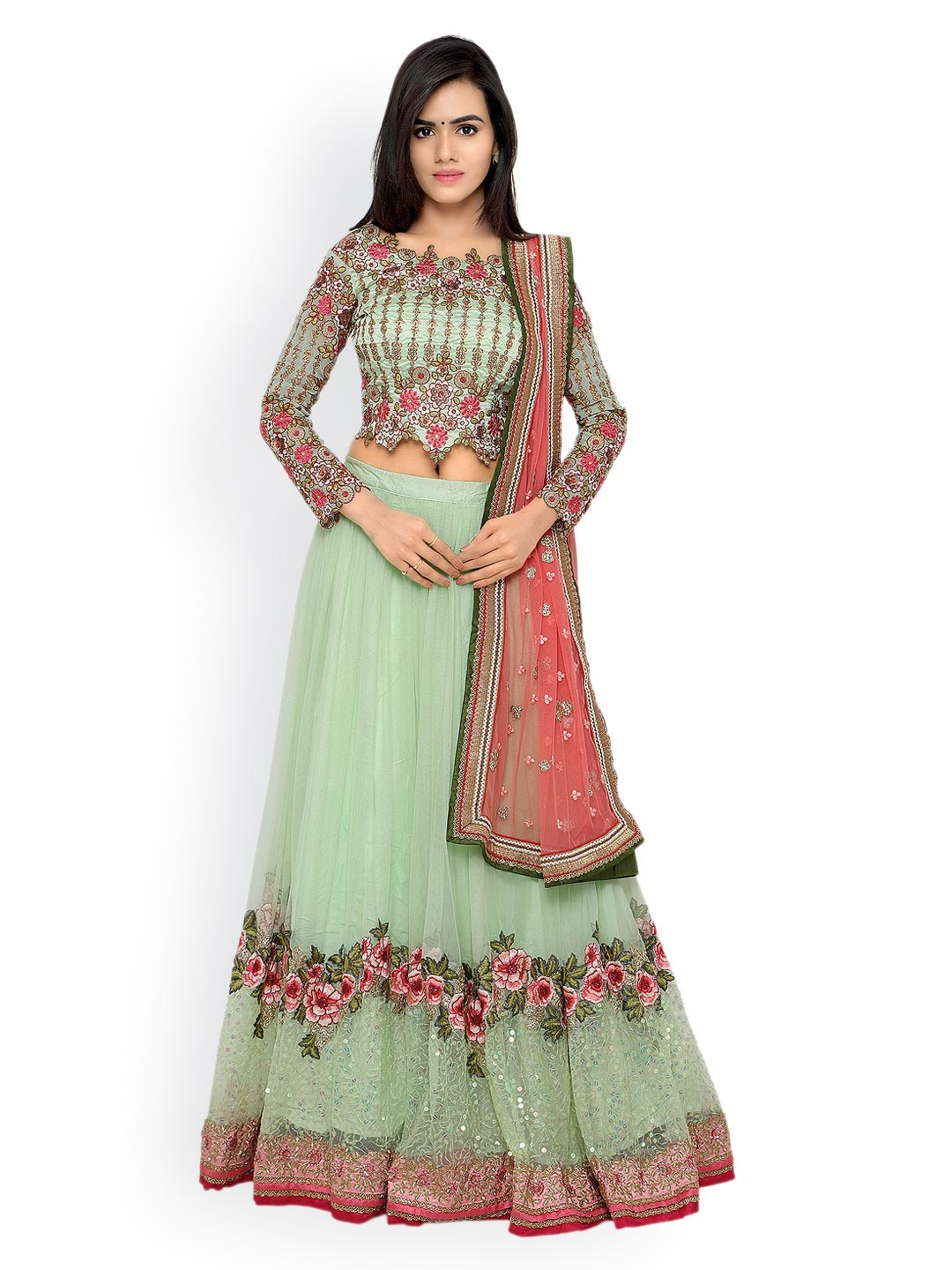 4 sangeet outfits for the bride
