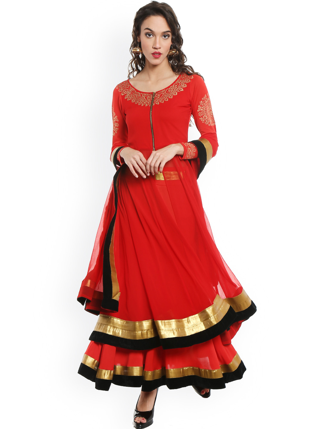 7 sangeet outfits for the bride