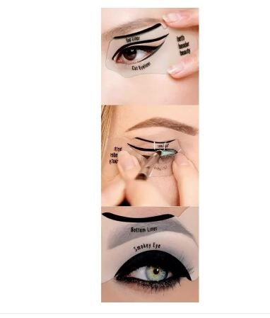 1 tools to apply winged eyeliner