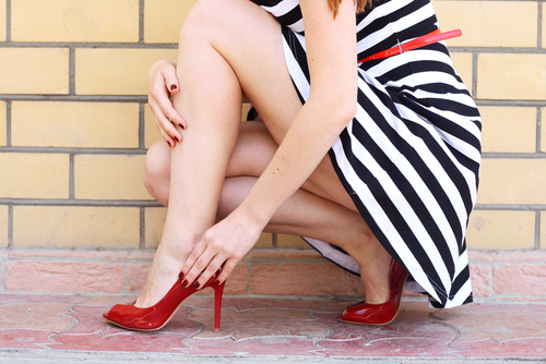 10 things to not do when you wear heels