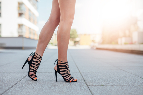 8 things to not do when you wear heels