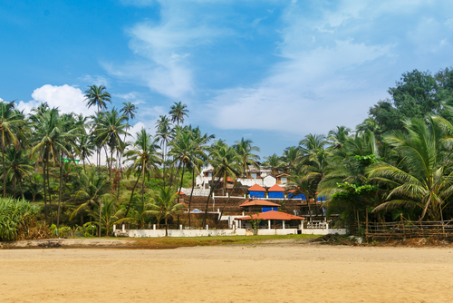 4 budget places in goa