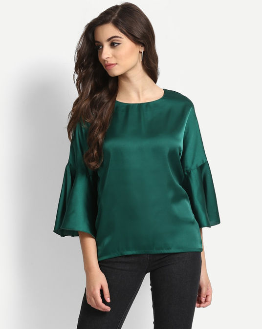 cool undertone 2- what colours suit your skin tone - stalkbuylove - emerald top