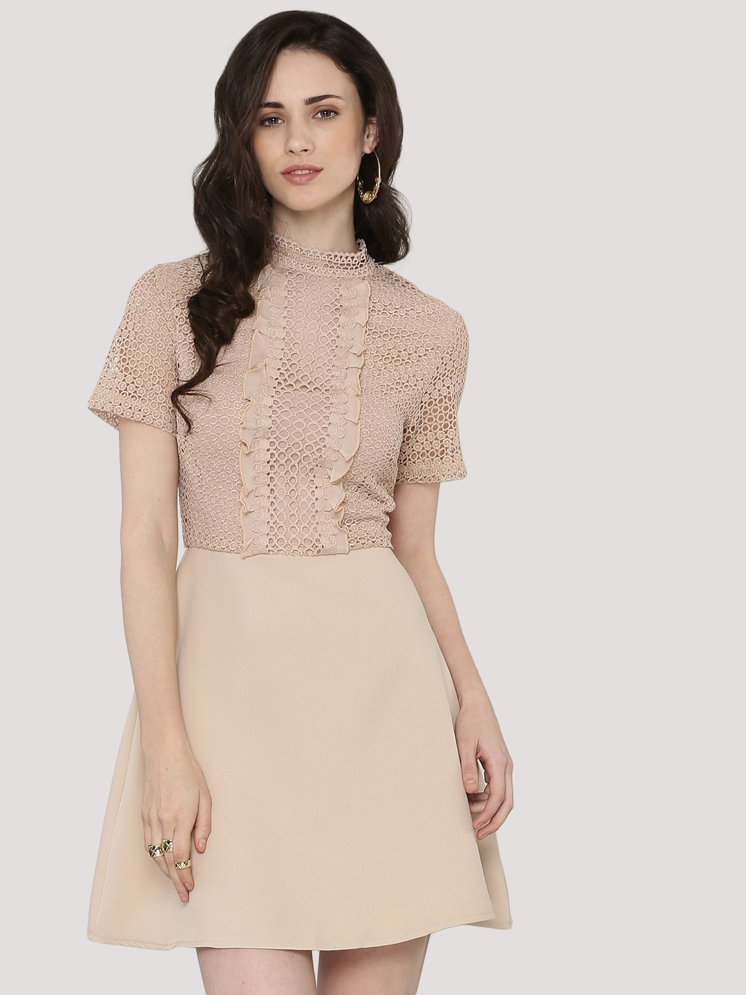 neutral undertone 3 - what colours suit your skin tone - nude dress - new look