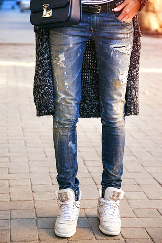 3 words every stylish girl should know - stylish casual denim jeans