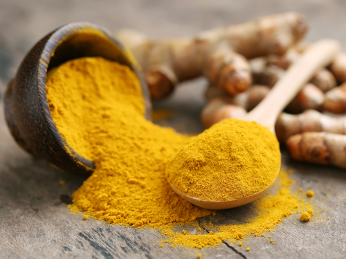 1 glowing skin - turmeric