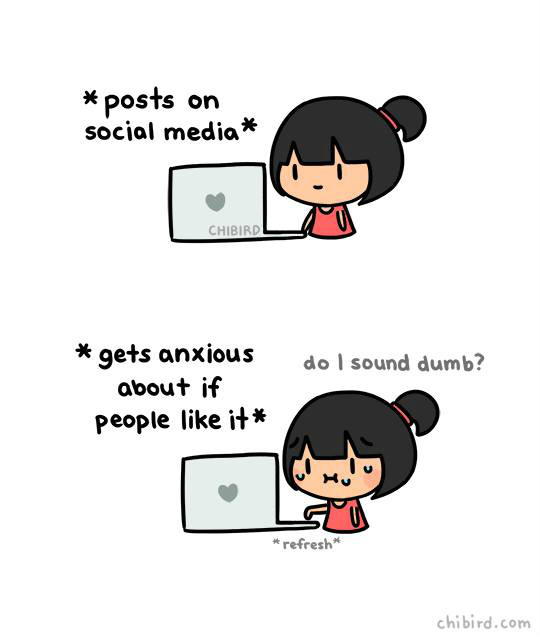 3 illustrations by chibird