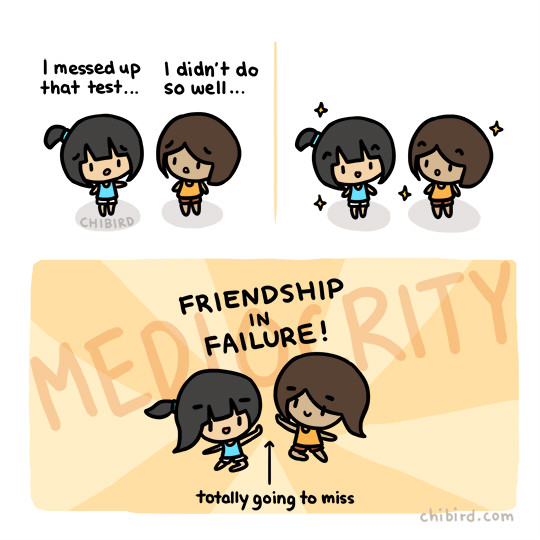 6 illustrations by chibird