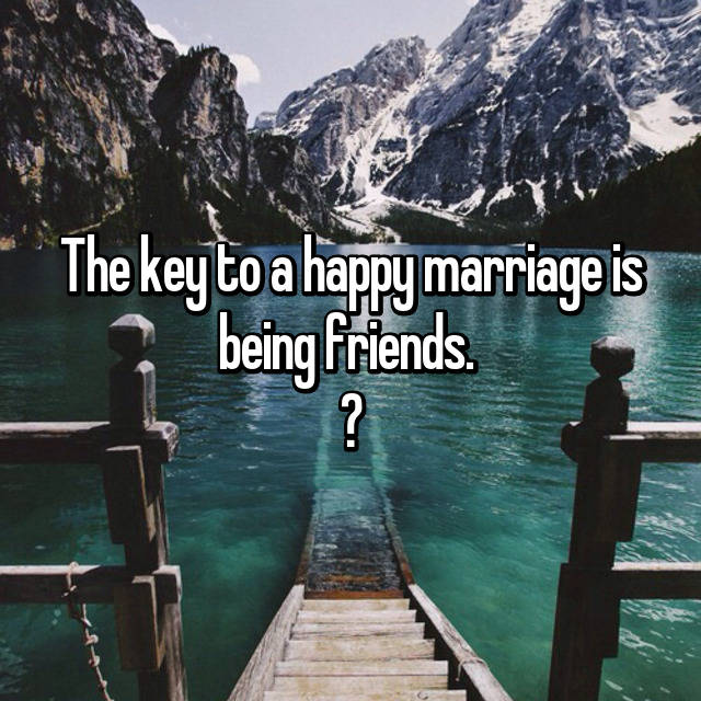 6 secret to a happy marriage