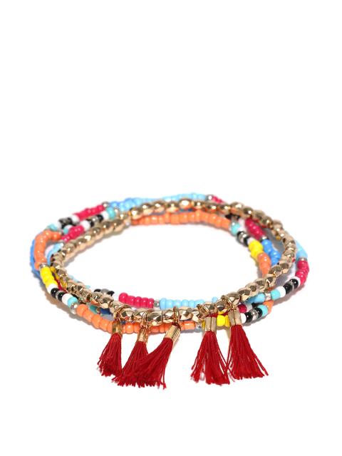 15 fashion essentials for college girls  Beaded Bracelets
